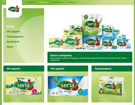 Serla Website